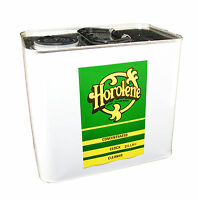 2.5 Ltr Can Horolene Ammoniated Clock Cleaning Solution
