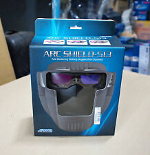 NEW SERVORE Welding GOGGLE MASK ARC SHIELD-513 Auto Darkening Shade 5-13 Korea