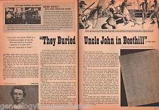 Tombstone, Arizona Early History of Mines + Genealogy