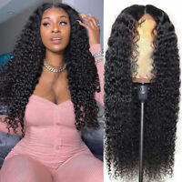Peruvian Virgin Human Hair Wigs 360 Lace Frontal/Full Lace Wig Deep Wave Curly