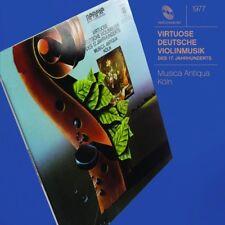 REINHARD GOEBEL - Virtuose Deutsche Violinmusik des 17. Jahrhunderts