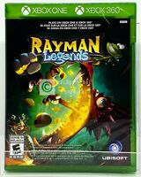Rayman Legends - Xbox 360 / Xbox One - Brand New | Factory Sealed
