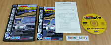 SEGA Saturn SEGA Touring Car Championship PAL
