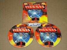 Por Fin Es Viernes 3 Varios 1999 Max Music Cd Doble RARE Press Mexican