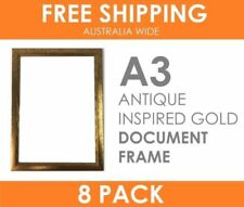 Rectangle Antique Style Wall-mounted Photo Frames