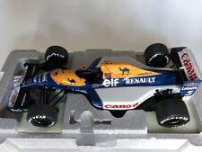 1:18 Exoto Williams Renault FW14B Nigel Mansell 1992 German GP