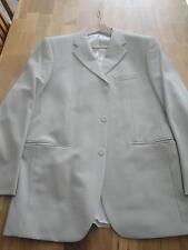 Costume homme beige Armand Thiery (veste T.50 - pantaon T.38)