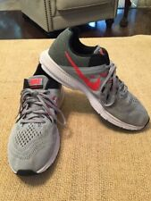 Men's, Nike Zoom Winflo 2, Size 11, Gray/Black, Running Shoes
