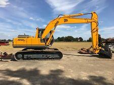 JCB JS150 excavator