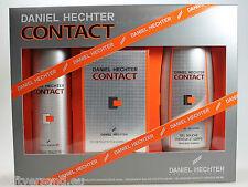 Daniel Hechter CONTACT SET 50 ml Eau de Toilette +200 Deodorant + 200 Shower Gel