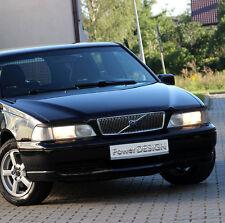 Cejas de plástico ABS Para Volvo V70 S70 C70 1996-2000