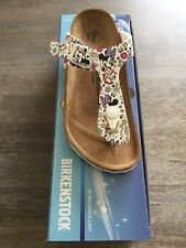 Birkenstock Girls Minnie mouse Disney sandals Size 1 NIB