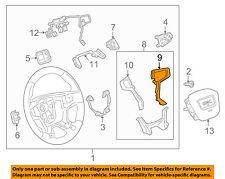 GMC GM OEM 17-18 Acadia Steering Wheel-Trim Cover Right 23278213