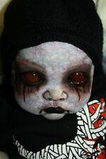 """Alternative Art Reborn Horror 23"""" vampire Doll Haunted Clown zombie Gem Eyes"""