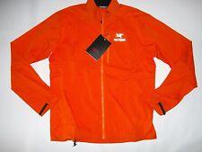 ARC'TERYX Arcteryx Masago Orange SQUAMISH Hiking Climbing JACKET Mens Size XL