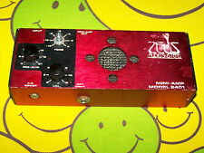 Ultra Rare - Randy Rhoads/Zeus Mini Amp 8401 - Original Owner - LOW Price  NR