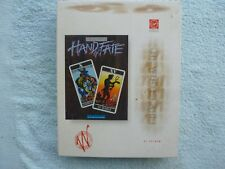 "Vintage Original Big Box PC CD Rom Game Hand of Fate  "" The White Label """