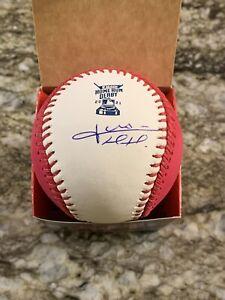 Juan Soto SIGNED HR Derby ROMLB Baseball Washington Nationals PROOF BAS COA A