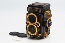 Rollei Rolleiflex 2.8F   Aurum w. Xenotar 2.8/80mm