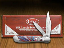 Case xx Peanut Knife Slant Series Star Spangled Banner 1/2500 Pocket S9220STAR