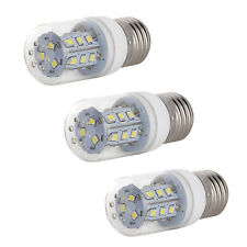 3PCS LED Corn Bulbs Lights E27 5W Cool White 6000K Lamp AC 110V For Home Bright