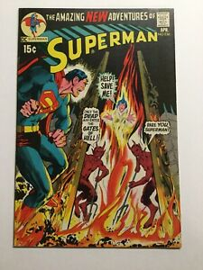 Superman 236 Near Mint- Nm- 9.2 Dc Comics