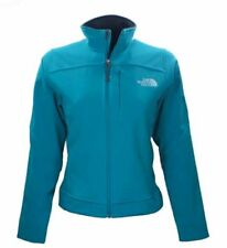 THE NORTH FACE CAROLEENA JACKET Softshell Coat Green Women's Size XXL New W/Tags