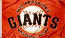 Baseball San Francisco Giants 3 X 5 Flag