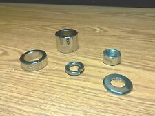 Front Axle Mounting / Spacer Kit fits Harley, Fatboy, FLSTF, 2007 and up