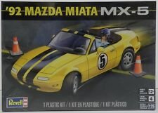 1992 92 MAZDA MIATA MX-5 MX 5 REVELL MODEL KIT