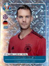 Panini EURO 2020 PREVIEW Einzelsticker FRA-SUI zum aussuchen/to choose