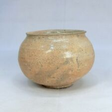 B807: REAL Korean vase of old blue porcelain ware of Goryeo dynasty