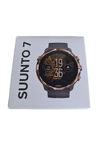 Suunto 7 - Graphite Copper (Wear OS) Bundle