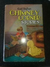 ENID BLYTON'S CHIMNEY CORNER STORIES.H/B D/J 1963,STORIES,B/W ILLUSTRATIONS