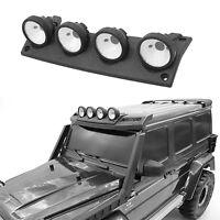 Roof Spotlight Headlight Lamp LED Light for RX-4 G500 TRX-6 Benz G63 G500 RC Car