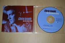 Chris Isaak ‎– Let Me Down Easy. PR03063 CD-Single promo