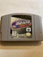 Wayne Gretzky's 3D Hockey (Nintendo 64, 1996) N64 Authentic Cart Only