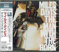 MILES DAVIS-THE MAN WITH THE HORN-JAPAN BLU-SPEC CD2 D73