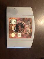 Mortal Kombat (Trilogy Edition) (Nintendo 64, 1996)