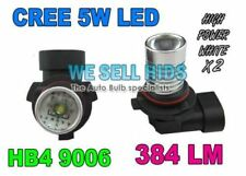 HB4 CREE 5W HIGH POWER LED FRONT FOG LIGH DRL TOYOTA BMW AUDI E60 XENON DRL