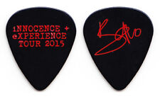 U2 Bono Signature Black Guitar Pick - 2015 iNNOCENCE + eXPERIENCE Tour