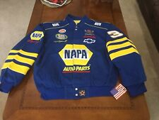 2000 Nascar Ron Hornaday NAPA Racing JACKET NWT Busch Series Dale  Earnhardt XXL