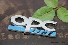 D435 OPC Line auto aufkleber top 3D Emblem Badge Plakette Schriftzug car Sticker