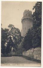 Vintage Postcard - Warwick - Caesar's Tower - Unposted 1978