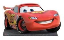 LIGHTNING MCQUEEN cars 2 Disney Pixar LIFESIZE CARDBOARD CUTOUT STANDEE STANDUP