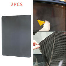 Good Texture Car Window Net Sun Shade Shied Solar Mesh Film Sticker UV Protector