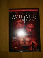 THE AMITYVILLE HORROR DVD Movie Widescreen Special Edition