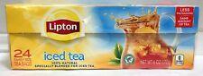 Lipton Iced Tea Blended Tea Bags 24 ct 6 oz