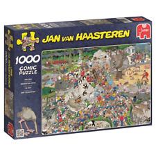 Jumbo 01491 Jan van Haasteren Im Zoo 1000 Teile Puzzle