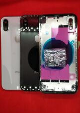 Iphone X OEM Back Housing Frame Rear Full Cover Small Parts Battery Door
